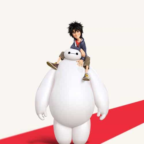 big hero 6 cute disney art illust