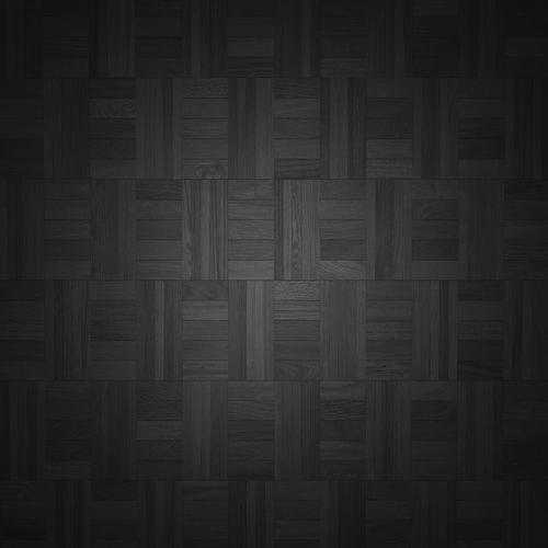 Black flooring texture wallpaper