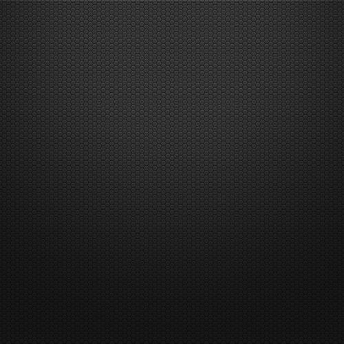 Black honeycomb grid texture