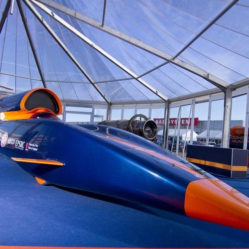 Bloodhound Ssc 1000 Mph Car wallpaper