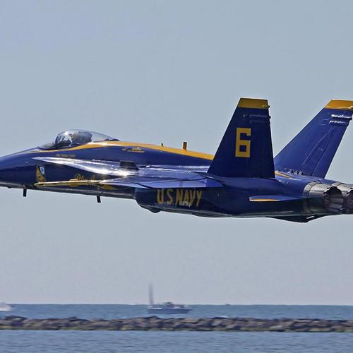 Blue Angel 6 wallpaper