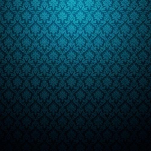 Blue vintage texture wallpaper