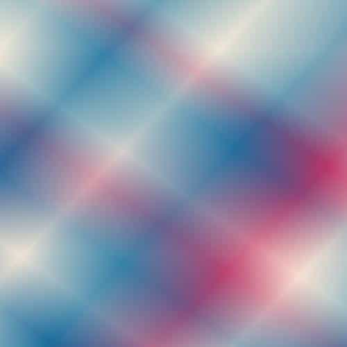 blurry lines blue red pattern