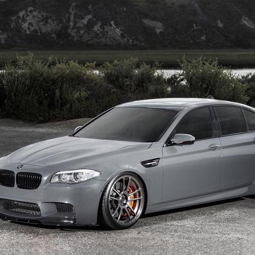 BMW F10 M5 Car Tuning