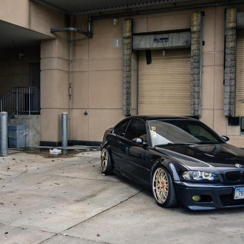 BMW M3 E46 Car Tuning