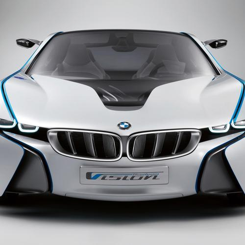 Bmw vision concept 2009 wallpaper