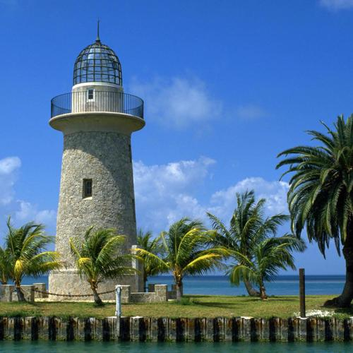 Boca chita harbor lighthouse