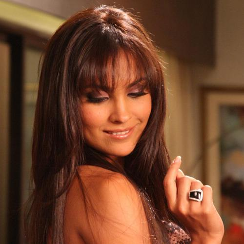 Bollywood Celebrity Lara Dutta in Crazy Look