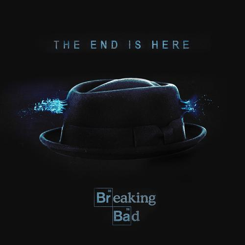 breaking bad end film art