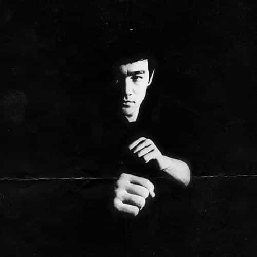 bruce lee film face