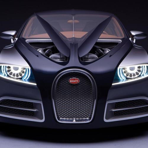 Bugatti 16c Galibier Luxury wallpaper
