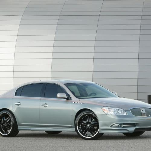 Buick Lucerne 2006 By Spade Kreations American Racing wallpaper