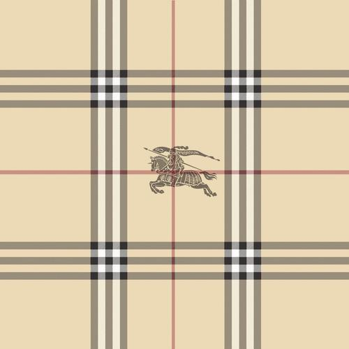 Burberry logo texture wallpaper
