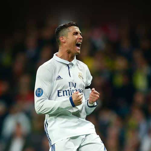 c ronaldo soccer real madrid sports