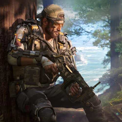 call of duty blackops game illustration art