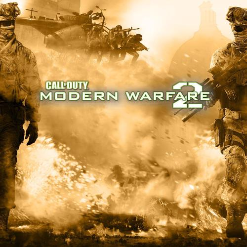 Call Of Duty: Modern Warfare 2 fonds d