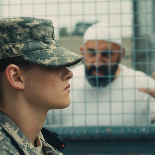 Camp X-Ray film 2014 tapet