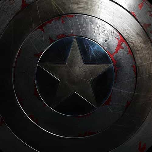 captain america avengers hero sheild art dark