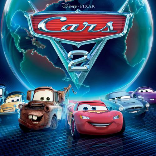 Cars 2 film fonds d