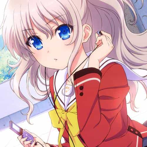 chalorette anime girl cute art illustration
