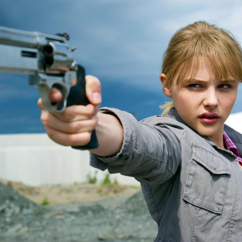 Chloe Moretz Kick Ass 2 2013 movie