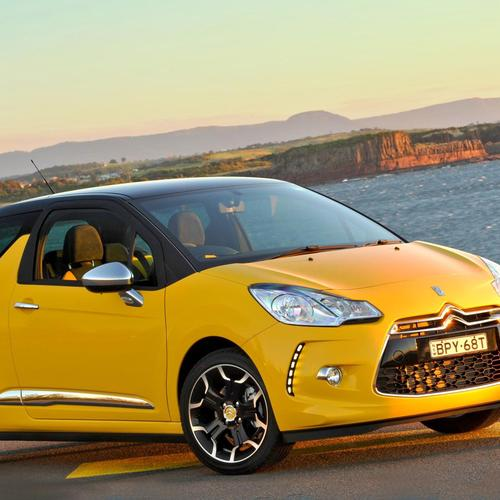 Citroen Ds3 Sport wallpaper