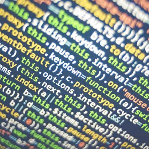 code screen it pattern background