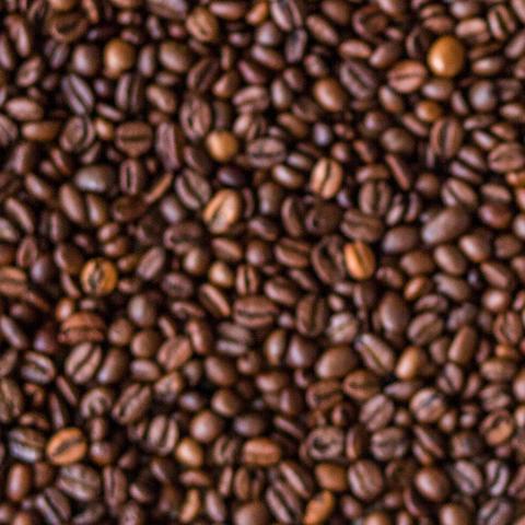 coffee brown bokeh pattern