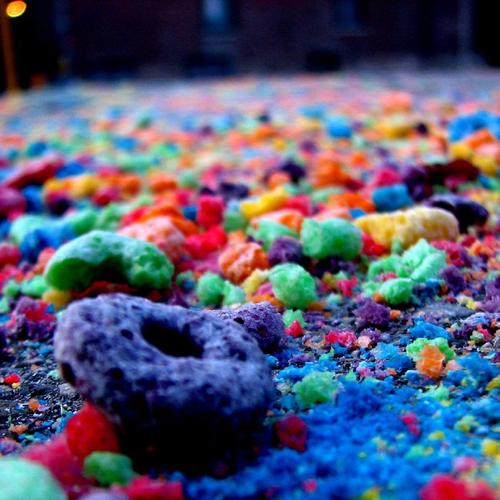 Colorful candy crush