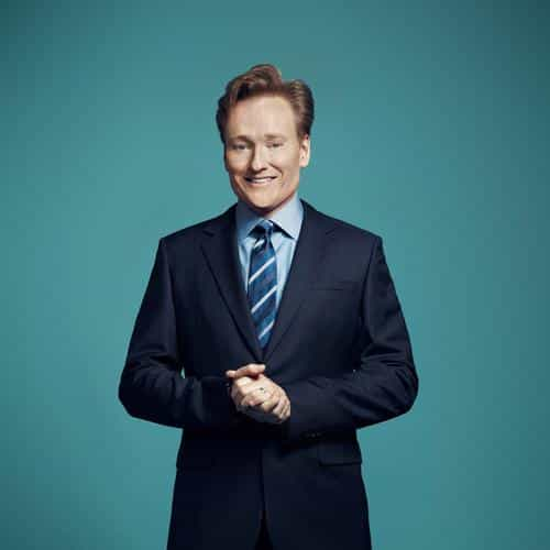 conan o brien host sexy celebrity