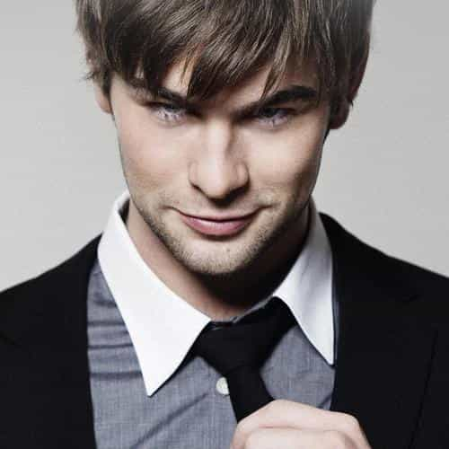 crawford chace handsome actor celebrity