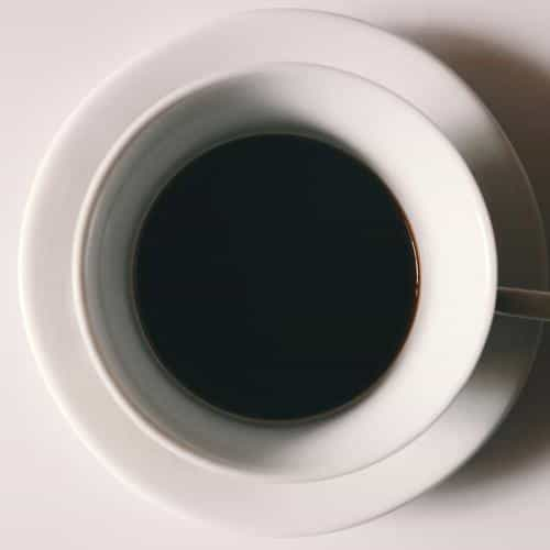 cup coffee simple minimal art