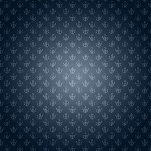 Dark blue vintage texture wallpaper