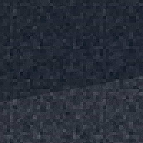 dark bw square texture pattern blue