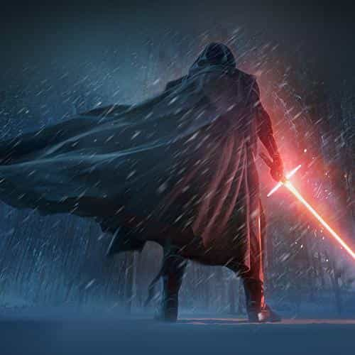 darth vader starwars 7 poster film art