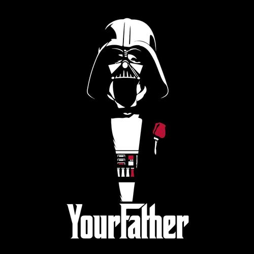 Darth Vader - your father
