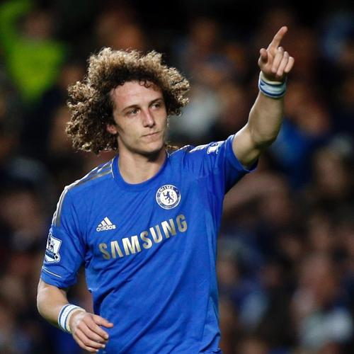 David Luiz Chelsea wallpaper