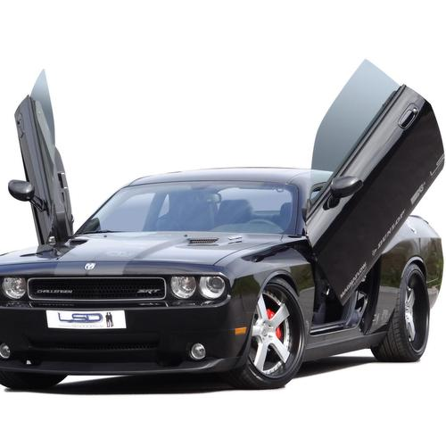 Dodge Challenger Kw 2009 wallpaper