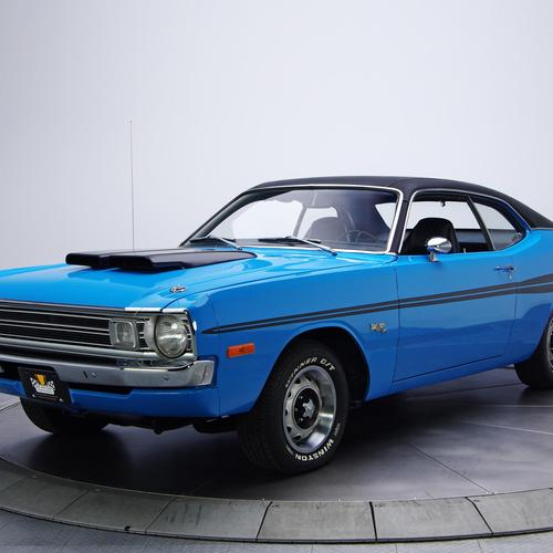 Dodge Dart Demon 340 (1972) wallpaper