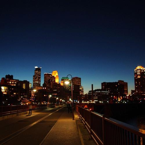 Download Downtown Minneapolis High quality wallpaper