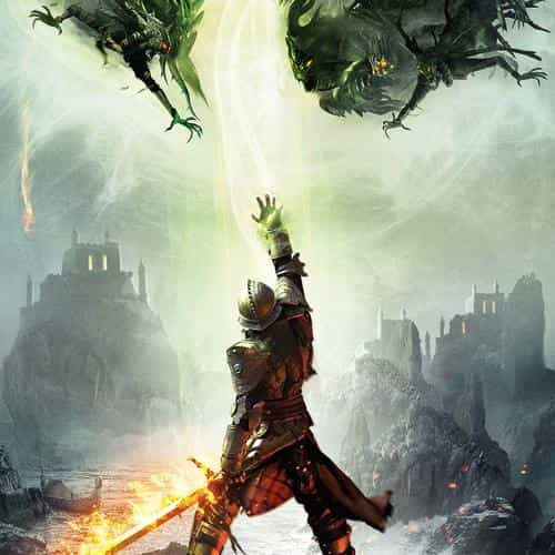 dragon age inquisition game illust art electronic