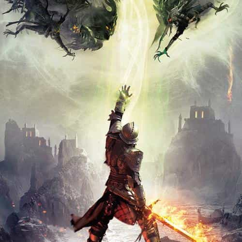 dragon age inquisition game illust art