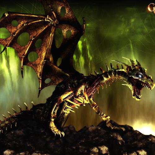 Dragon in guild wars 2
