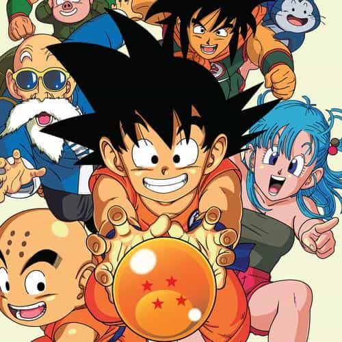 dragonball art anime japan