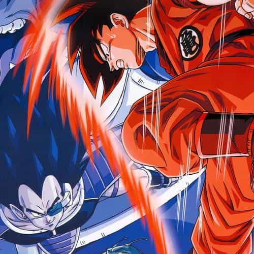 dragonball art illust hero game anime