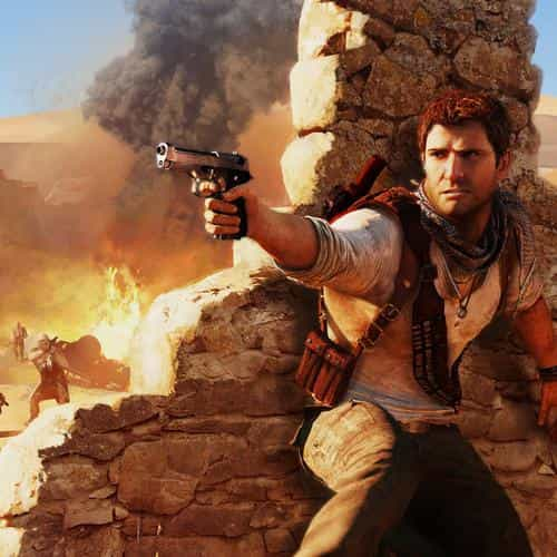 drake under fire uncharted game