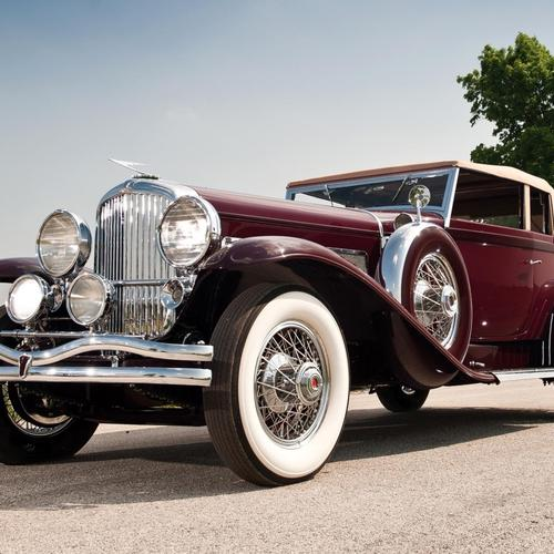 Duesenberg 1920 antique car wallpaper
