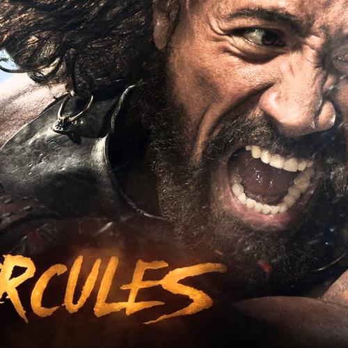 Dwayne Johnson - The Rock in Hercules movie 2014