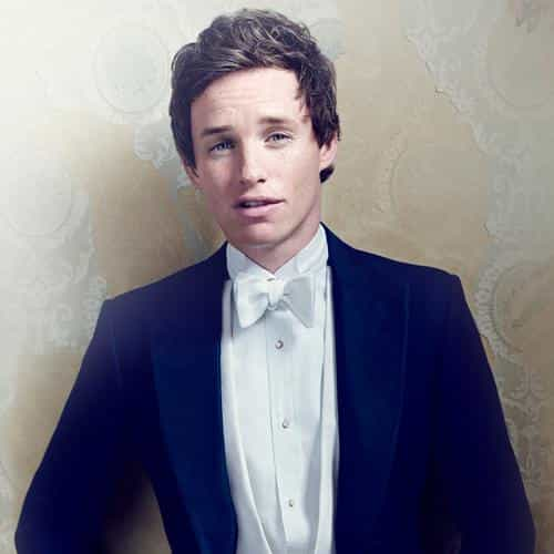 eddie redmayne actor celebrity dress
