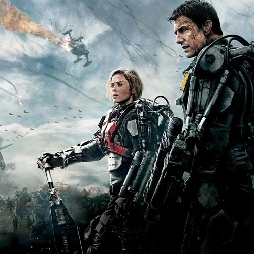 Edge of Tomorrow 2014 movie wallpaper